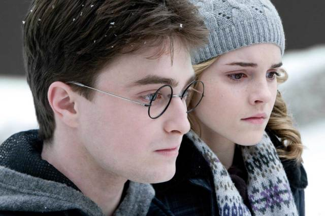 harry-and-hermione-in-the-snow2
