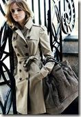 Burberry Prorsum Emma Watson
